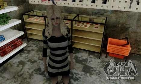 Young Blonde para GTA San Andreas terceira tela