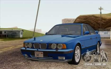 BMW M5 E34 1994 NA-spec para GTA San Andreas