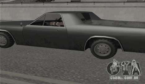 Todas as rodas em todas as máquinas para GTA San Andreas segunda tela