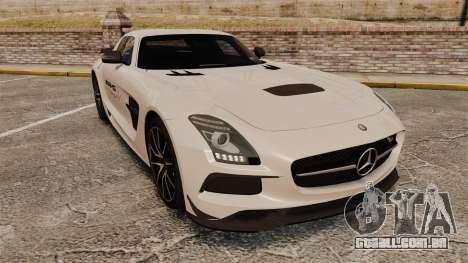 Mercedes-Benz SLS 2014 AMG Driving Academy v1.0 para GTA 4