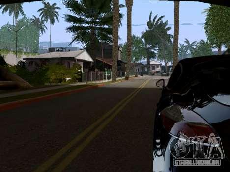 New Grove Street v3.0 para GTA San Andreas nono tela