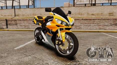 Yamaha R1 RN12 v.0.95 para GTA 4