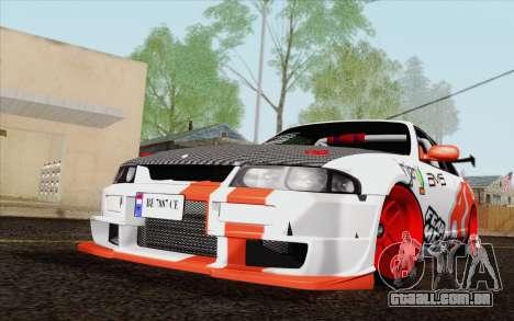 Nissan Skyline GT-R32 para GTA San Andreas
