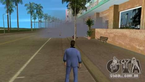 Captadores, bombas de fumaça para GTA Vice City por diante tela