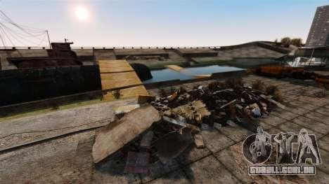 Faixa Extrema de testes- para GTA 4 terceira tela