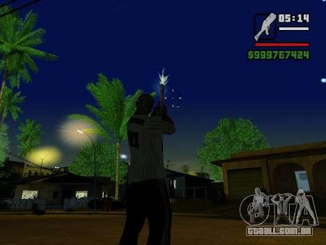 Defender v.2 para GTA San Andreas nono tela