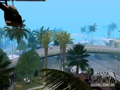 New Grove Street v3.0 para GTA San Andreas sexta tela