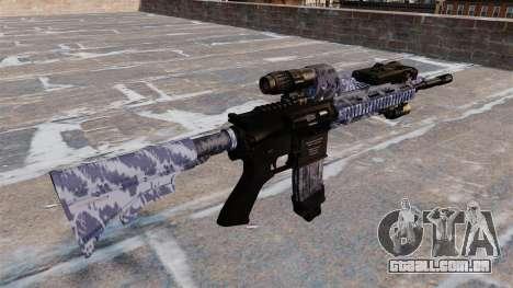 Automatic rifle Colt M4A1 para GTA 4 segundo screenshot