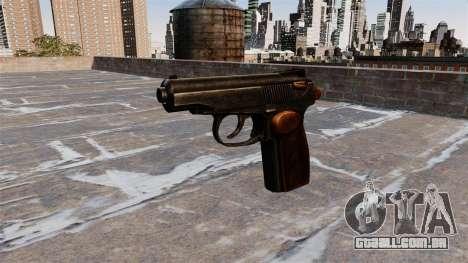 A Pistola Makarov para GTA 4 terceira tela