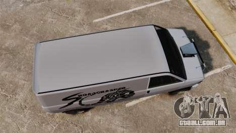 Burrito Bodybuilder para GTA 4 vista direita