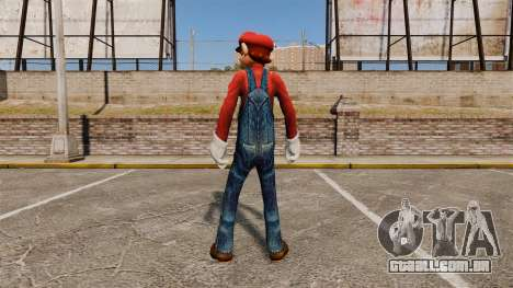 Mario para GTA 4 segundo screenshot