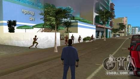 Captadores, bombas de fumaça para GTA Vice City quinto tela