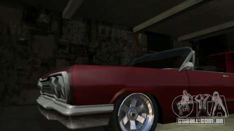 Wheels Pack by DooM G para GTA San Andreas por diante tela