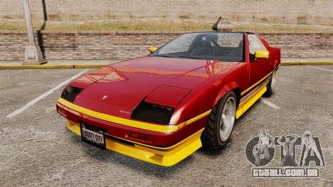 Imponte Ruiner new wheels para GTA 4