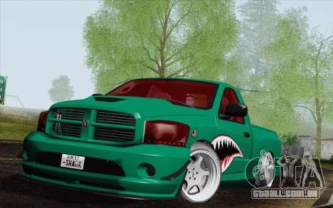 Dodge Ram SRT10 Shark para GTA San Andreas