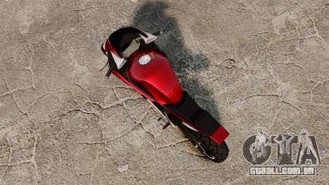 GTA IV TBoGT Dinka Double T para GTA 4 traseira esquerda vista