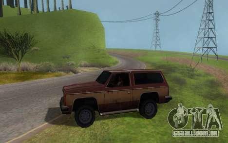 Sweet ENB Next Generation para GTA San Andreas sexta tela