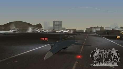 O Su-47 Berkut para GTA Vice City