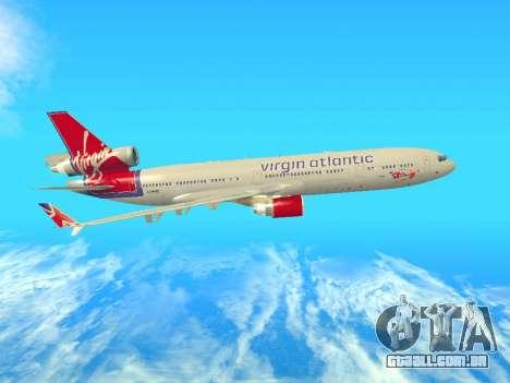 McDonnell Douglas MD-11 para GTA San Andreas