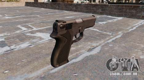 Pistola Smith & Wesson Modelo 410 para GTA 4 segundo screenshot