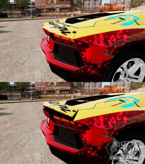 Lamborghini Aventador LP700-4 2012 [EPM] Jake para GTA 4 vista inferior