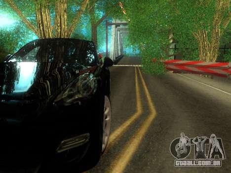 Customs Dos Santos, San Fierro para GTA San Andreas terceira tela