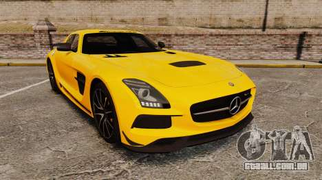Mercedes-Benz SLS 2014 AMG Performance Studio para GTA 4