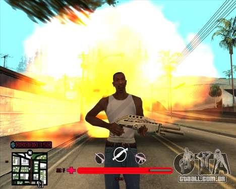 C-iria Mario_Nostra para GTA San Andreas terceira tela