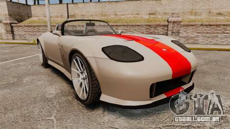 Bravado Banshee new wheels para GTA 4
