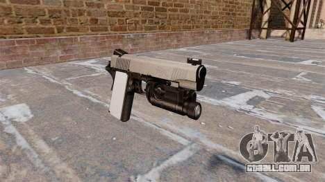 Pistola Semi-automática Kimber para GTA 4
