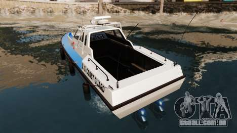 Predator U.S. Coast Guard para GTA 4