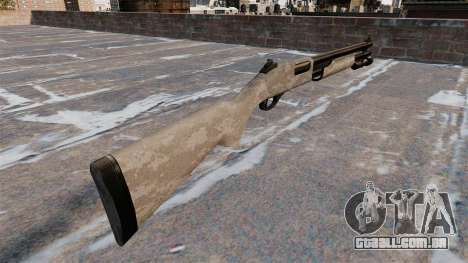 Riot espingarda Remington 870 Wingmaster para GTA 4 segundo screenshot