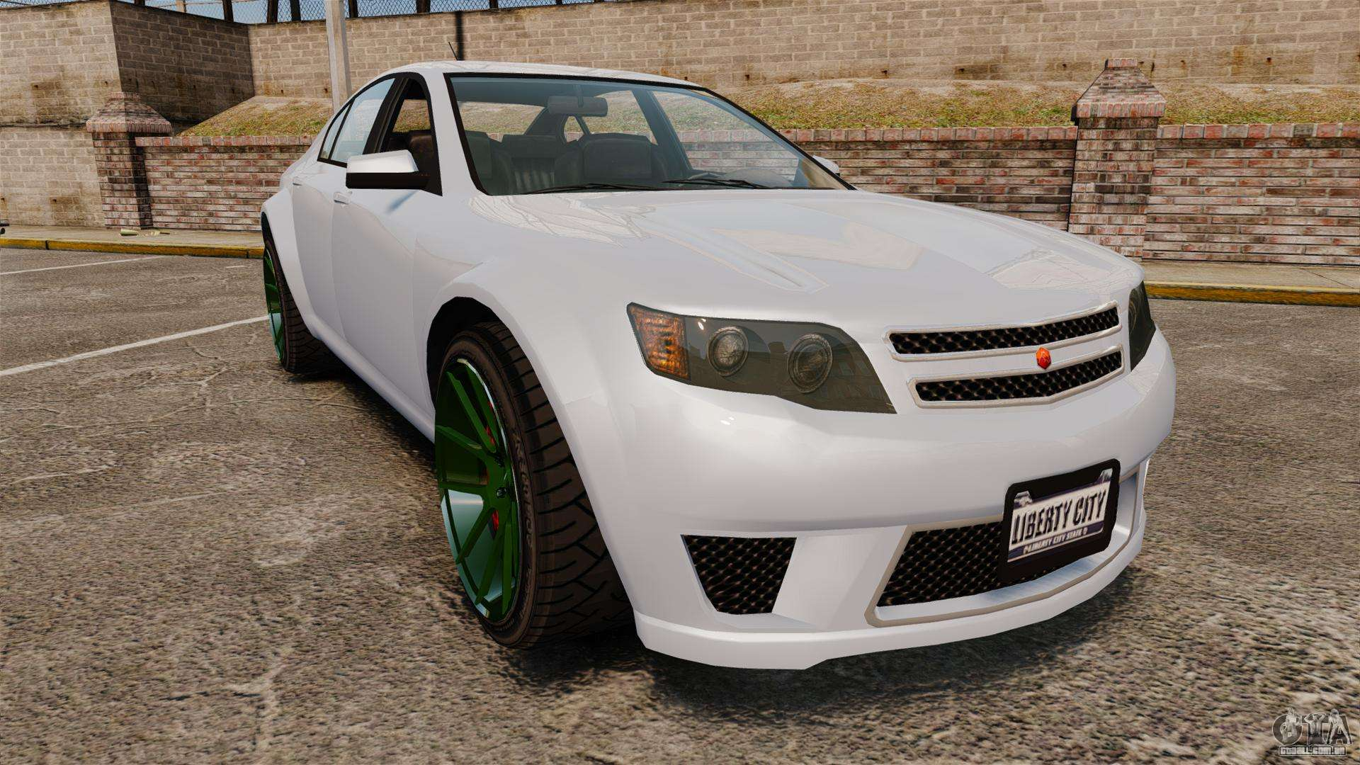 GTA V Cheval Fugitive ...