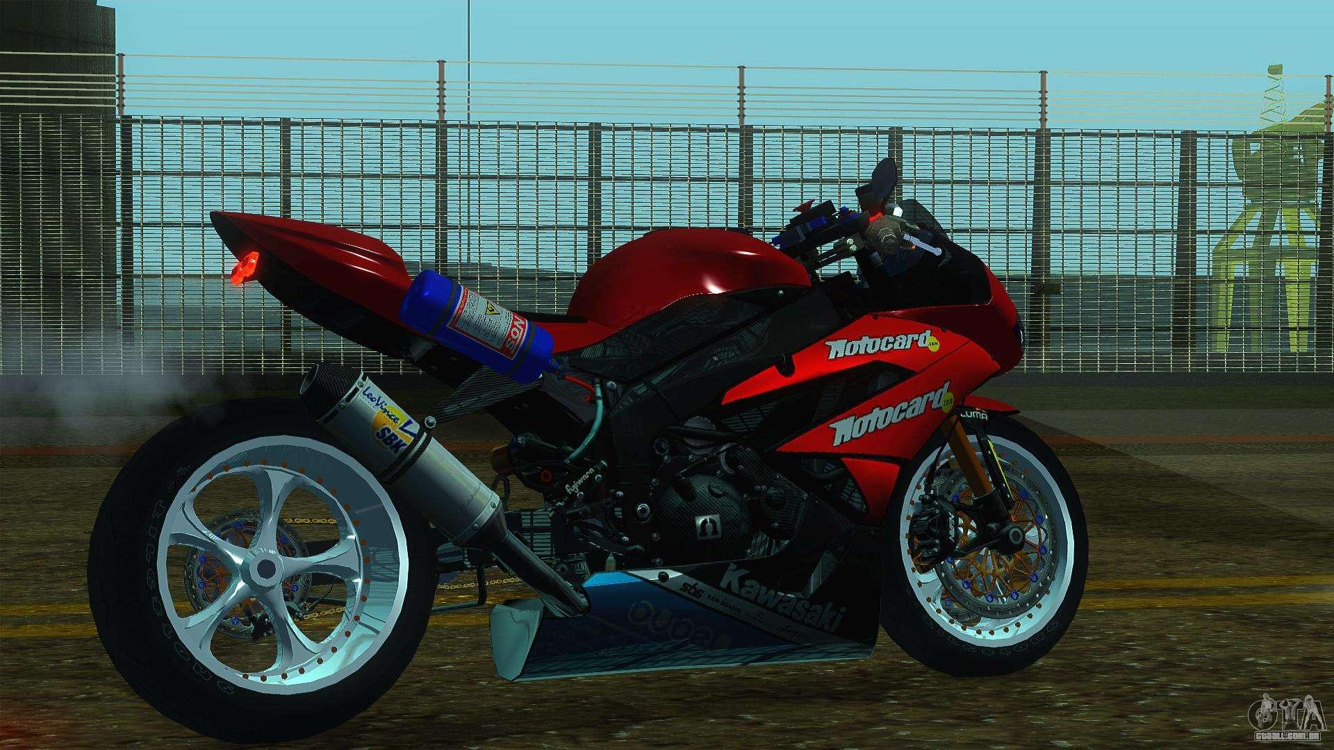 Kawasaki X Freestyle Mods