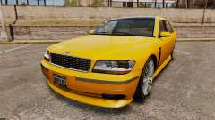 Ubermacht Oracle XL tuning para GTA 4
