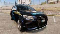 Audi Q7 Hungarian Police [ELS]