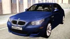 BMW M5 E60 2010