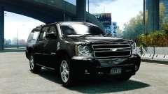 Chevrolet Suburban 2008 FBI [ELS]