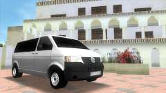 Volkswagen T5 Transporter para GTA Vice City