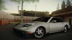 New Euros V1 para GTA San Andreas