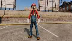 Mario para GTA 4