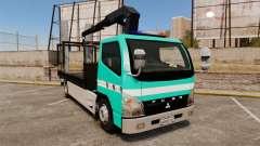 Mitsubishi Fuso Canter Japanese Auto Rescue