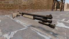 Riot espingarda Remington 870 Wingmaster