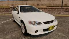 Ford Falcon XR8 Police Unmarked [ELS]