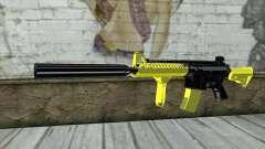 Yellow M4A1