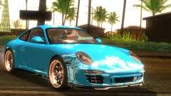 Porsche 911 Carrera GTS 2011 para GTA San Andreas