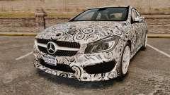 Mercedes-Benz CLA 250 2014 AMG Prototype