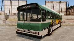 Iraniano pintura de ônibus