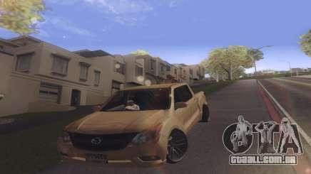 Mazda BT-50 Pro para GTA San Andreas