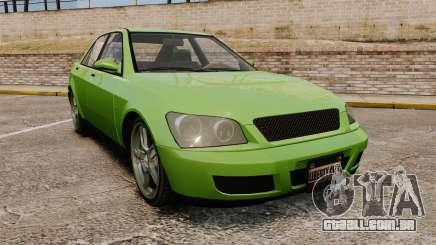 Sultan New Wheel para GTA 4
